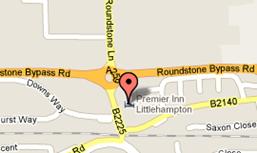 Premier Inn - Littlehampton