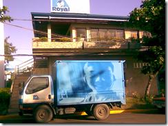 jaysee pingkian truck vinyl art decals