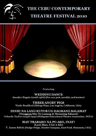 Cebu Contemporary Theatre Festival