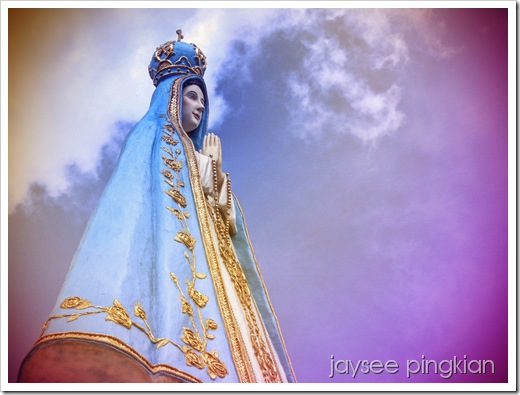 our lady of simala