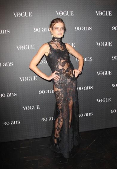 Natalia Vodianova Vogue 90th Anniversary Party jvS0rilA9fAl
