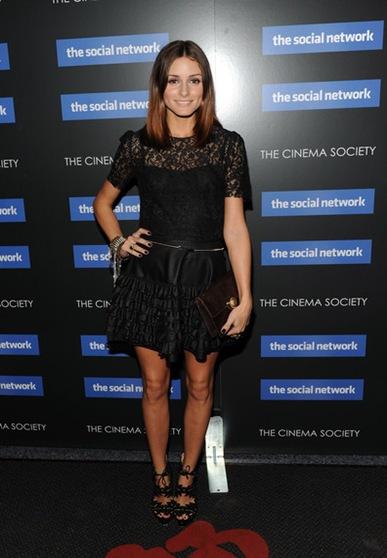 Olivia Palermo Cinema Society Screening Social fCUiVMifyJDl