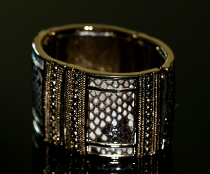 Bracelete cobra S&B