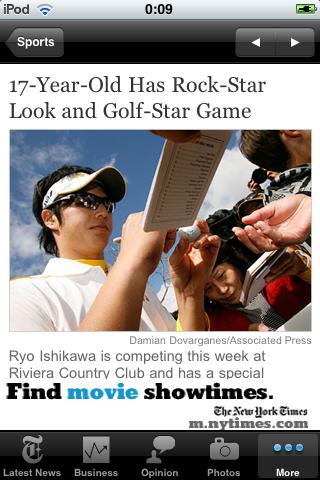 NYTimes Ishikawa Ryo