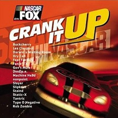 Nascar On Fox_Crank It Up