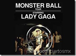 Lady gaga en mexico