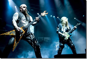 Slayer en Monterrey 2011