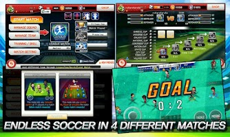 Screenshot of Soccer Superstars 2012