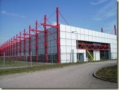 R&D gebouw