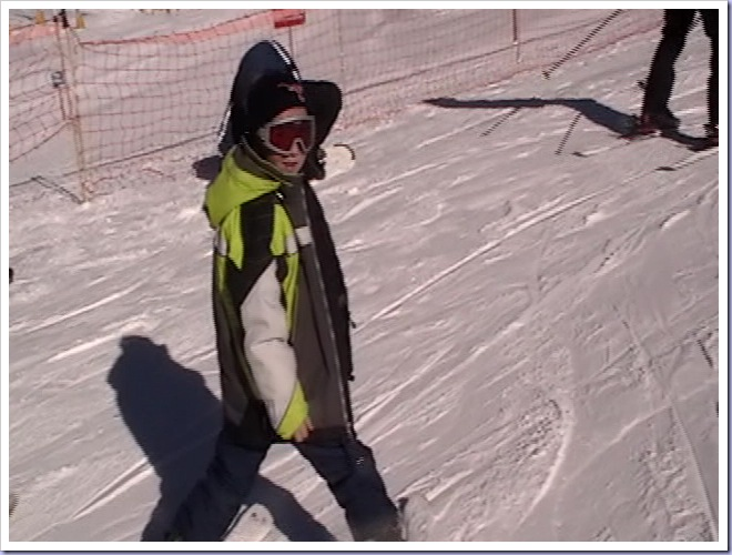 01-01-09 Skiing from video4