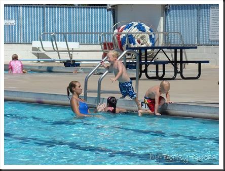 06-25-10 Zane swim lesson 05