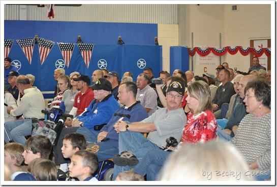 11-11-10 Veterans Day program 12
