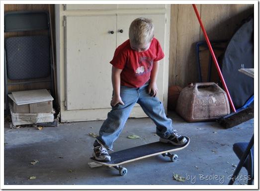 11-21-10 Zane skateboarding 2