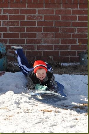 02-07-11 Zane in snow 13