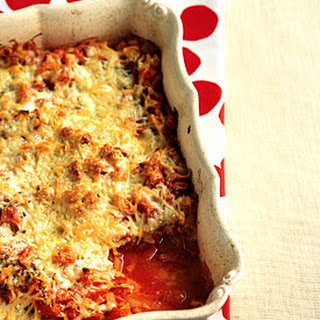 Baked Garden Tomatoes with Cheese