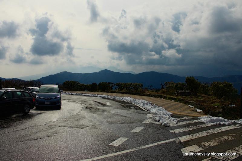 Japan Mount Fuji Hakone Owakudani Япония Фудзияма Фуджи Фудзи Хаконе Овакудани