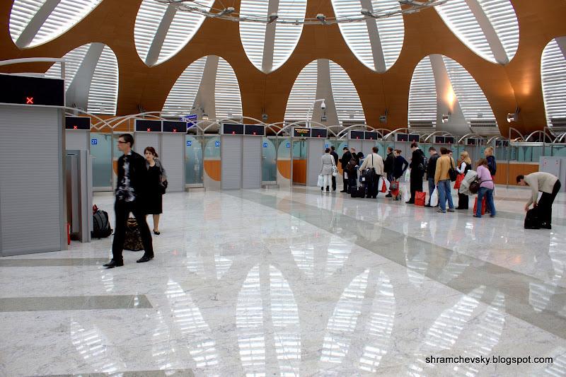 Россия Москва Шереметьево D новый дом аэрофлота