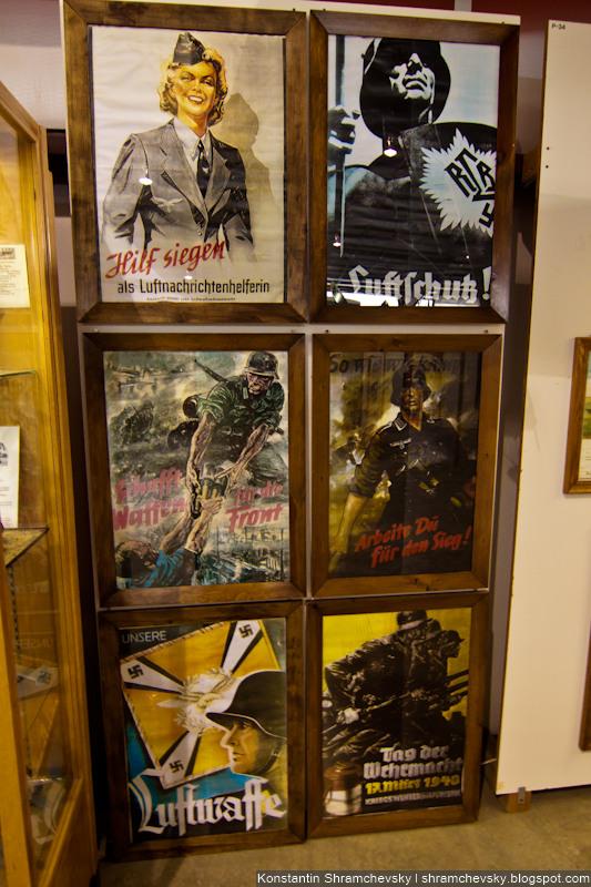 Fascist Posters Фашистские агитационные плакаты