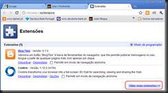 Chrome extensões 4