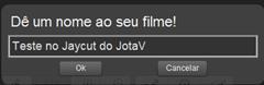 JayCut 5 Salvar filme - 5B