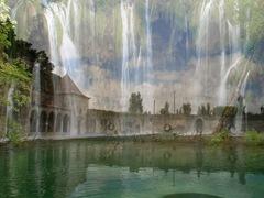 Bacalhoa Lago_stylR_Waterfalls