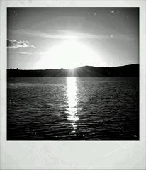 Sunset Boat 5
