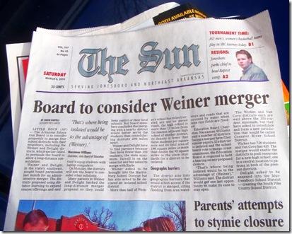 weiner merger