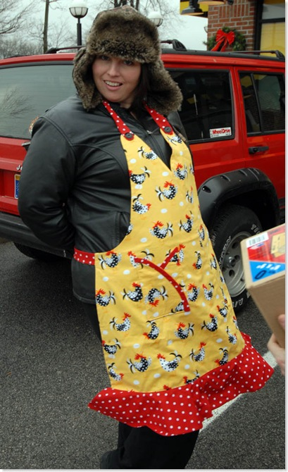 lauri apron