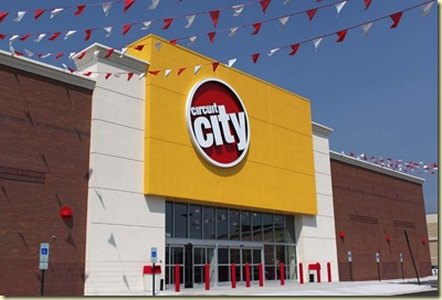 Circuit City_Exterior - Store Front