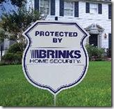 brinks sign