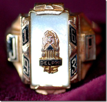 dhs class ring