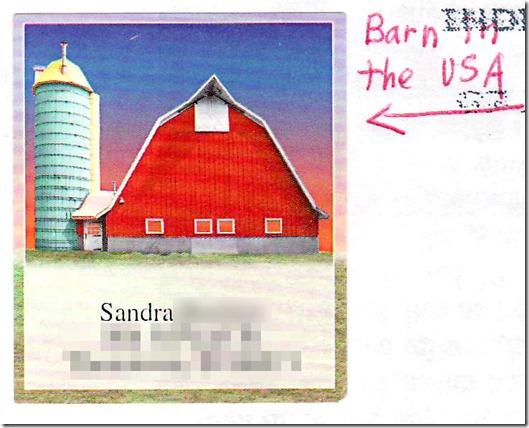 sb stamp x