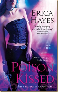 poison kissed cover