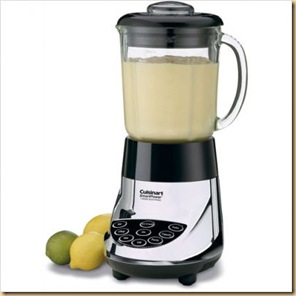 SmartPower 7-Speed Electronic Blender in Chrome