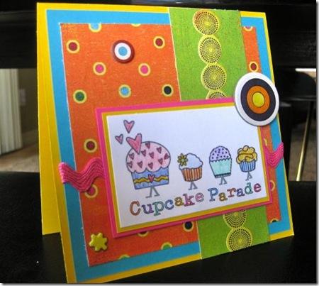 CupcakeParadeCard