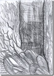 Böse (unsichtbar) im Treptower Park (c) Naseen Kiliani