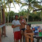 Barbecue am Strand  von Mayreau