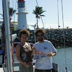 Nach 13'006 Seemeilen haben wir Australien erreicht.