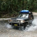 4WD Track von Cape Tribulation nach Lakeland