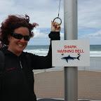 Mal kukken wie die Surfer hier in Dunedin darauf reagieren?