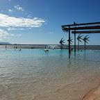 die Lagune: öffentliches Planschbecken von Cairns