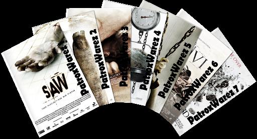 Saga completa de Saw [DVDRp Español latino][Rapidshare]