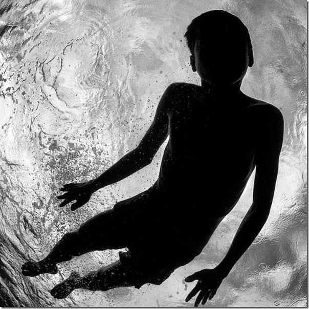 Fotografias em preto e branco do oceano (4)