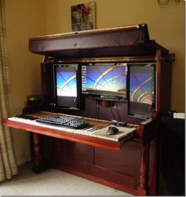Piano de um nerd (2)