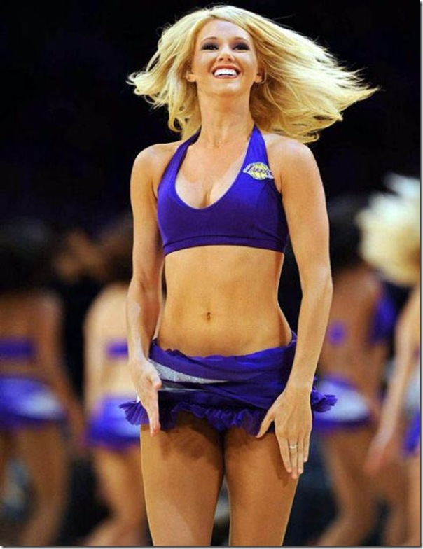NBA Cheerleaders (5)