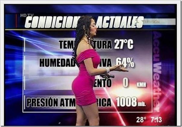 Previsão do Tempo na América Latina e Oriente Médio (3)
