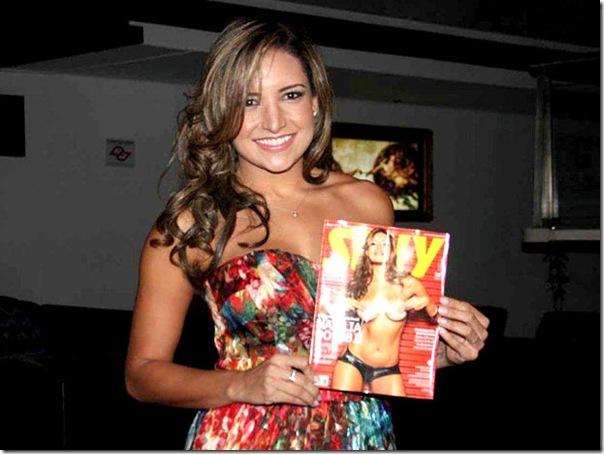 Ex-BBB Natalia lança seu ensaio nu para a Sexy (5)