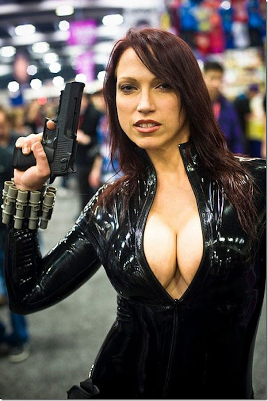 Belas garotas de Cosplay na WonderCon (5)