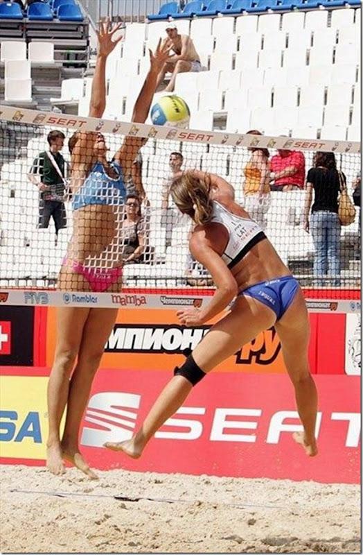Lindas e gostosas jogadoras de vôlei (12)