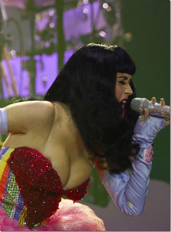 Katy Perry com um vestido sexy (4)